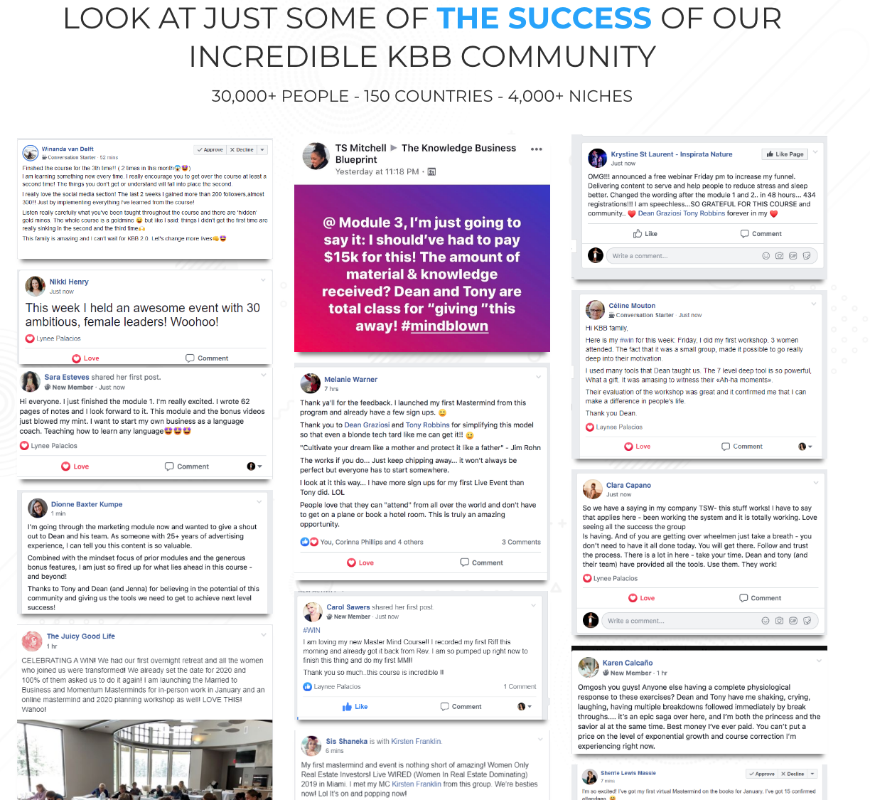 KBB Testimonials